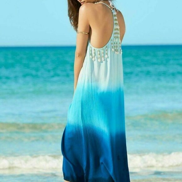 Lilly Pulitzer Dresses & Skirts - Lilly Pulitzer Kenli Shift Midi Coverup Dress S